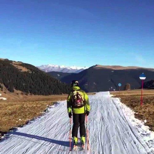 mysnowmaps - Neve sulle Alpi in arrivo! Trentino, Veneto e Friuli ancora a secco!