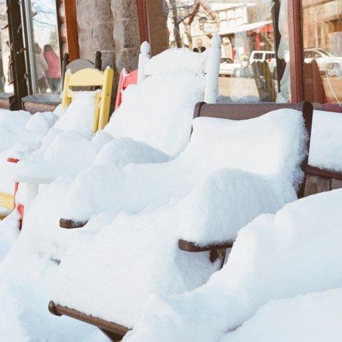 mysnowmaps - Nevicate in corso in molte località sulle Alpi!