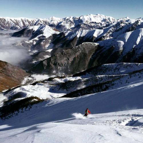 mysnowmaps - Ancora neve sulle Alpi, fiocchi anche su queste località italiane!