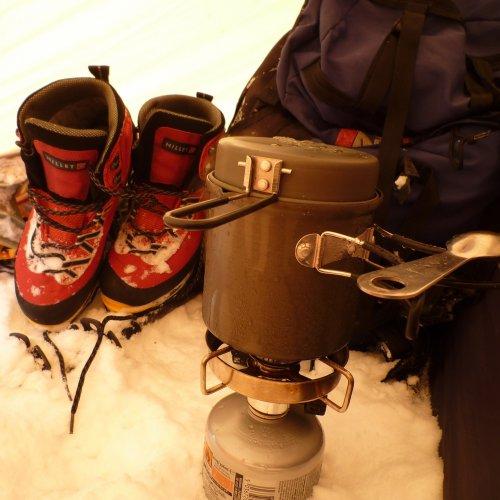 mysnowmaps - Quale fornellino utilizzare per cucinare in montagna?