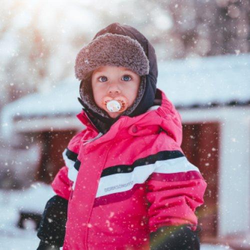 mysnowmaps - Portare i bambini piccoli sulla montagna innevata: alcuni consigli